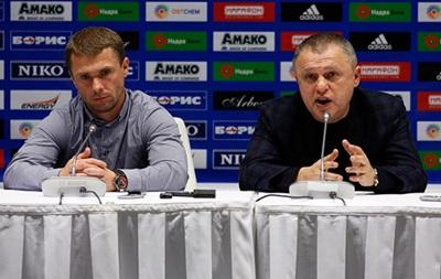 Игорь Суркис рассказал, когда уволит Реброва
