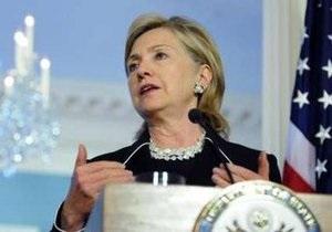 Клинтон похвалила Румынию за согласие разместить на своей территории американскую ПРО