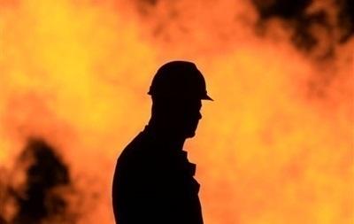 В Кировограде сгорел рынок