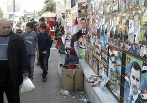 Члены правящей партии Сирии покидают ее, протестуя против подавления оппозиции