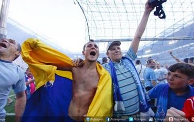 Днепр может сыграть с Зенитом в Лиге чемпионов