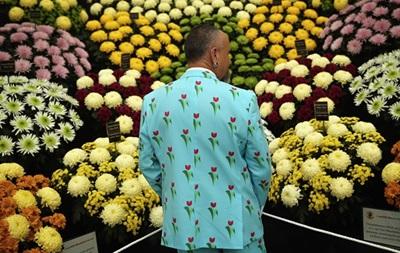 В Лондоне начинается престижнейшее цветочное шоу