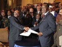 Чад и Судан подписали мирное соглашение