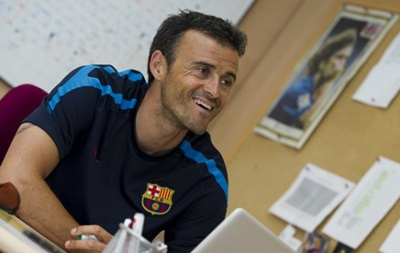 Барселона назначила нового тренера
