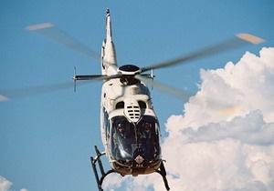 В США при крушении вертолета погибли три человека