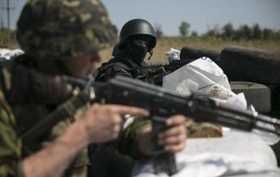 В Славянске активизировалась антитеррористическая операция