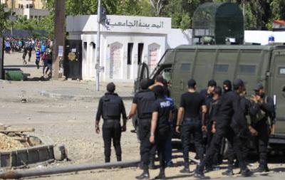 В Каире возле университета расстреляли полицейских
