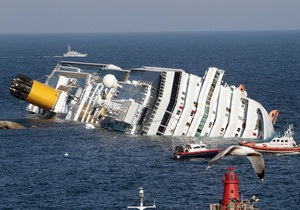 В ближайшее время в Украину вернутся еще четверо пассажиров Costa Concordia