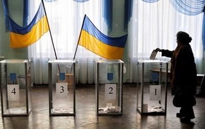 Порядок в Украине во время выборов будут охранять 75 тысяч человек