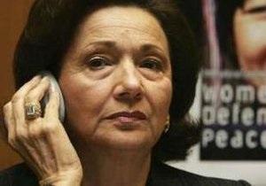 Жену Мубарака увезли с допроса в реанимацию