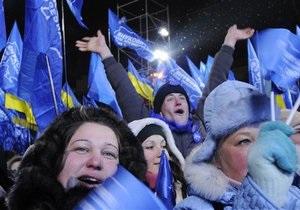 В Киеве в переходе на станции метро Печерская возникла давка из-за митинга сторонников ПР