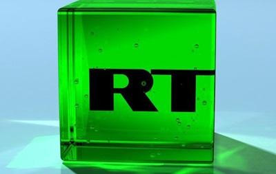 Журналистов телеканала Russia Today не пустили в Украину