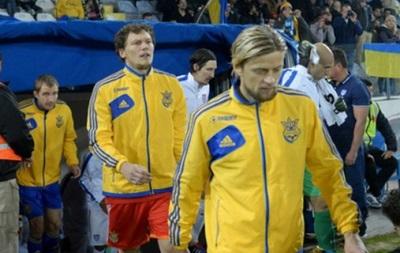 Сборная Украины может сыграть с Уругваем и Бразилией