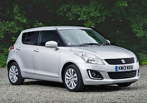 Suzuki представила новую версию хэтчбека Swift