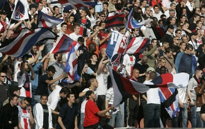 UEFA может наказать ПСЖ из-за расистских выходок фанатов клуба в матче Лиги чемпионов