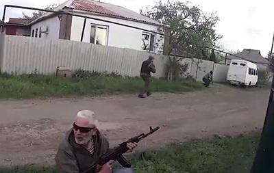 В Славянске сепаратисты открыли огонь по своим