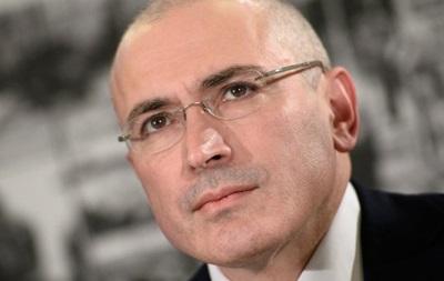 Ходорковский призвал ЕС больше думать о помощи Украине