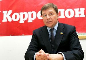 Экс-главу Госкомрезерва Поживанова обвиняют в хищении почти 35 млн гривен