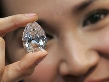 Крупнейший азиатский алмаз продан за $10 млн