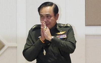 Армия в Таиланде произвела военный переворот