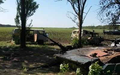 Под Волновахой уже погибло 13 украинских военных – журналист