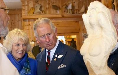Москва хочет объяснений слов принца Чарльза о Путине