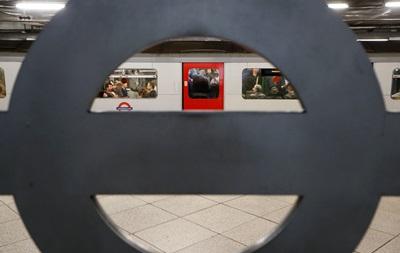 Забастовка работников лондонского метро