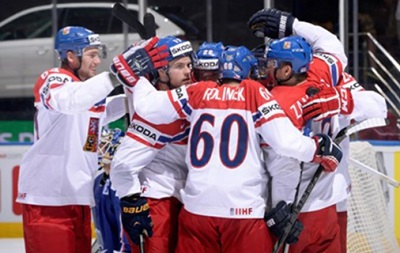 Хоккей: Чехия выбивает США с чемпионата мира