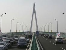 В Китае открылся самый длинный мост в мире