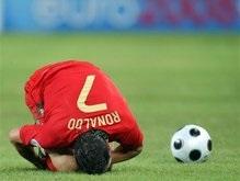Евро-2008: Португальцы играют, немцы побеждают