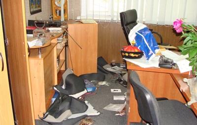 В Днепропетровской области напали на горотдел милиции, четыре человека ранены – МВД
