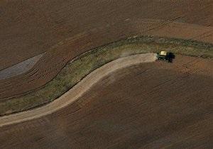 В Украине вступил в силу закон о пошлинах на экспорт зерна