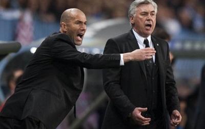 После матча Реал-Атлетико Зидан возглавит Реал