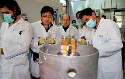 Иран сократил запасы наиболее опасных ядерных материалов на 82%