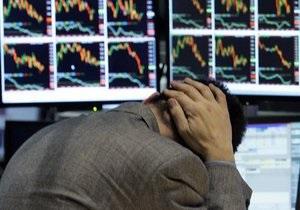 Украинский фондовый рынок продемонстрировал паническое падение