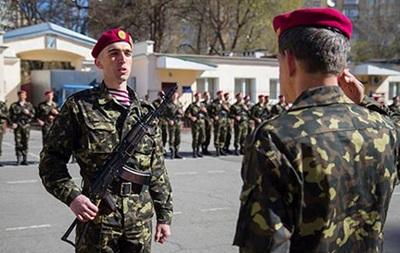 Нацгвардия Украины обеспечит порядок на выборах