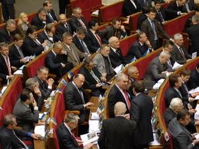 Рада определила форму обращения в КС по поводу импичмента Президента
