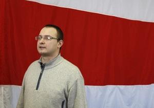 В Польше задержан экс-кандидат в президенты Беларуси