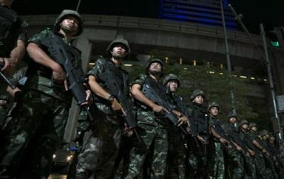 США заморозили военную помощь Таиланду после переворота