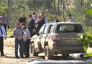 Новости России - В Махачкале неизвестные бросили бомбу в гастроном, пострадали 16 человек