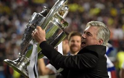 Тренер Реала про победу в Лиге чемпионов: Меня переполняет радость
