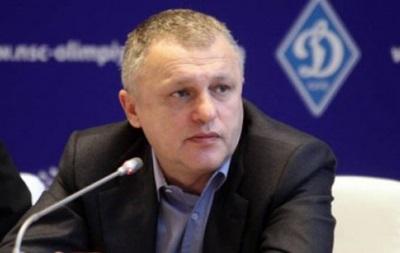 Игорь Суркис: Диверсионные группы работают уже в самой Федерации футбола Украины