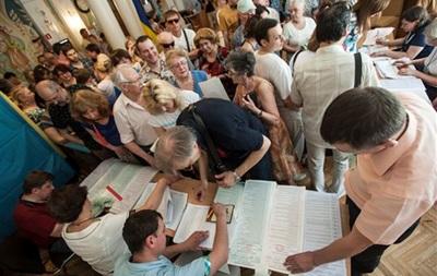 Выборы президента Украины состоялись – ЦИК