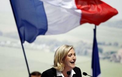 Во Франции на выборах в Европарламент лидирует крайне правый Национальный фронт