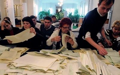 Участковые избиркомы завершили подсчет голосов