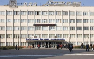 Азовмаш будет поставлять конвертера для российской Северстали