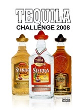Текила Sierra завоевала  5 медалей
