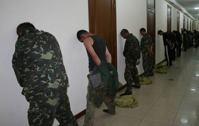 СБУ обнародовала видео задержанных участников ЛНР в Новоайдаре