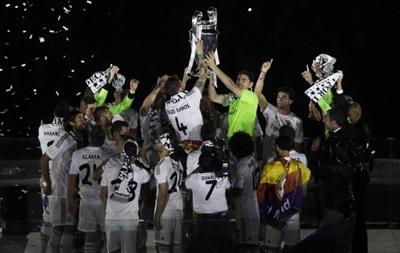 Реал обогнал МЮ в рейтинге самых дорогих футбольных брендов