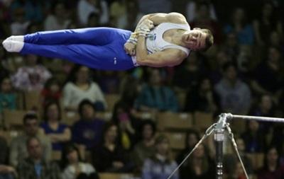 Украинские гимнасты на чемпионате Европы завоевали золото, серебро и две бронзы